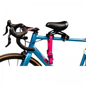 Ffont mounted child bike seat