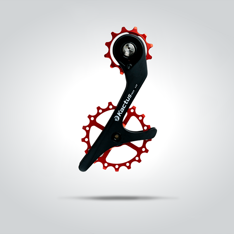 11T MTB Aluminium Jockey Wheel Bicycle Bike Rear Derailleur Pulley Guide Bear